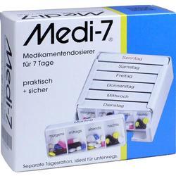 MEDI 7 Medikamentendos. f. 7 Tage weiß