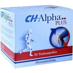 CH ALPHA Plus Trinkampullen