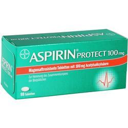 ASPIRIN Protect 100 mg magensaftres. Tabletten
