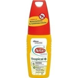 AUTAN Tropical Pumpspray