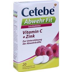 CETEBE Abwehr Fit Lutschtabletten