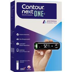 CONTOUR Next One Blutzuckermessgerät Set mmol/l