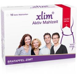 XLIM Aktiv Mahlzeit Bratapfel-Zimt Pulver